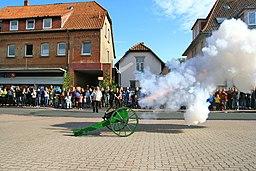 Kanone Historisches Freischießen Wennigsen