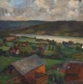 Karl Schou - Udsigt over Mjøsen, Norge.png