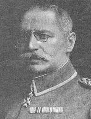 Karl von Fasbender - Karl von Fasbender