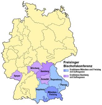 Freising Bishops' Conference - Freising Bishops' Conference