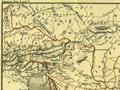 Karte aus dem Buch Römische Provinzen von Theodor Mommsen 1921 16m.png