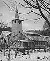 Kateřinice, evangelický kostel v den otevření (Archiv ČCE) 2.jpg