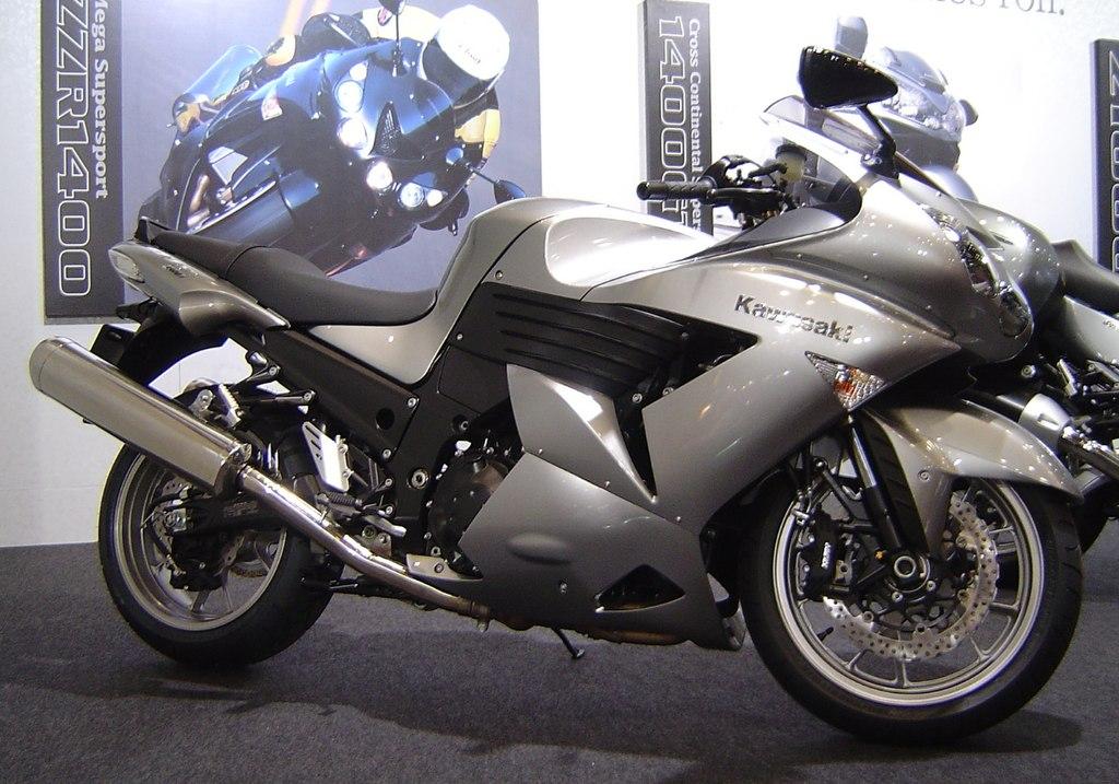 Kawasaki Zxr Fastest Bike
