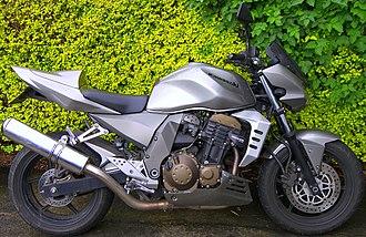 Kawasaki Z750 - Modified Z750
