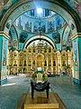 Kazan Cathedral in Volgograd interior.jpg