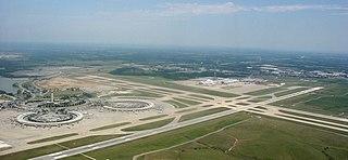 Kansas City International Airport airport in Kansas City, Missouri, United States
