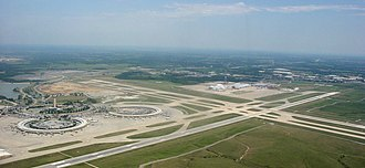 Kansas City International Airport - Image: Kci