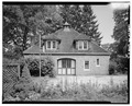 Keasbey and Mattison Company, Executive's House, Carriage House, 7 Lindenwold Avenue, Ambler, Montgomery County, PA HABS PA,46-AMB,10K-2.tif