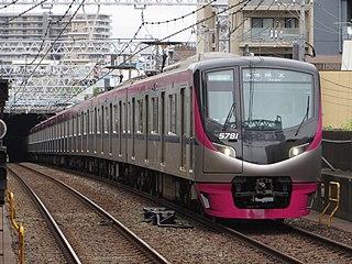 Keio 5000 series (2017) Japanese electric multiple unit train type