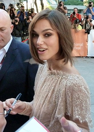 Keira Knightley - Knightley at the TIFF premiere of A Dangerous Method in 2011