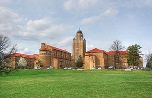 Kenrick–Glennon Seminary - Kenrick-Glennon Seminary