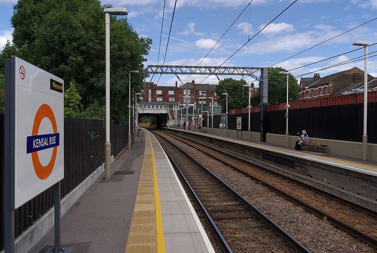 Kensal Rise Railway Station Wikipedia