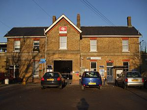 Kent House railway station - Kent House railway station