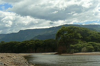 Elgeyo-Marakwet County - Image: Kerio river