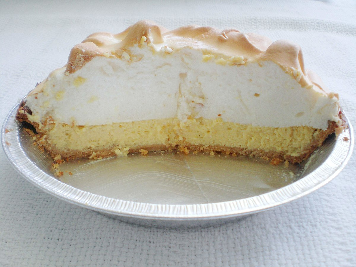 Key lime pie - Wikipedia