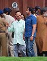 Khayyam visits Rajesh Khanna's home Aashirwad 24.jpg