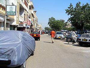 Al-Falah Society - Alfalah Society, Shah Faisal Town, Karachi
