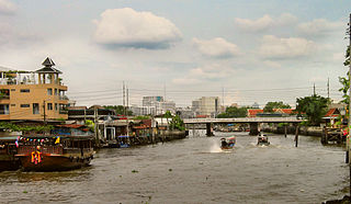 Khlong Bangkok Noi