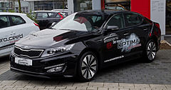 Kia Optima III po liftingu