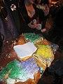 King Cake Tumble 2013 Cake.JPG