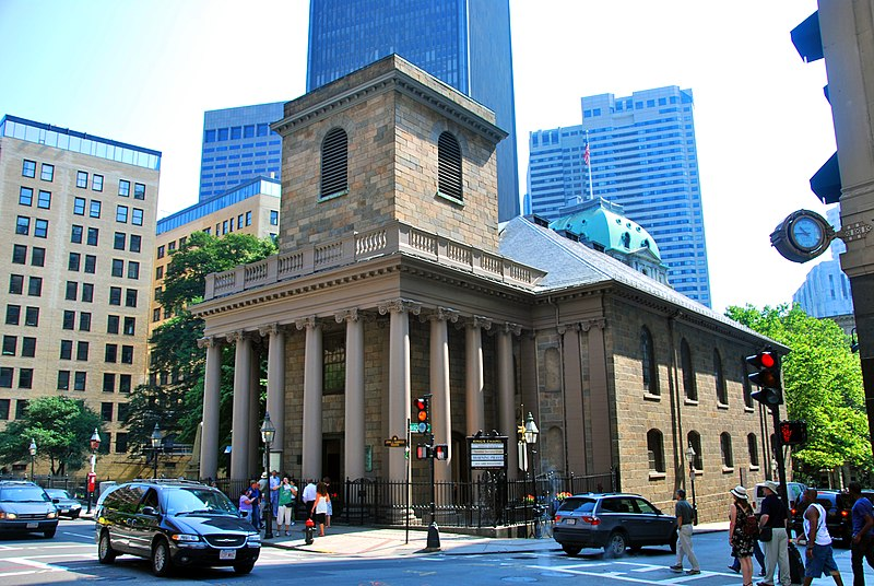 Kings chapel boston 2009h.JPG