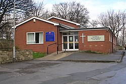 Kippax Methodist Church - Chapel Lane - geograph.org.uk - 740937.jpg
