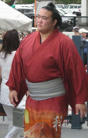 Kisenosato Yutaka - Image: Kisenosato 08 Sep