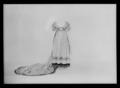 Kjol till prinsessan Sofia Albertinas hovdräkt, robe de cour - Livrustkammaren - 512.tif