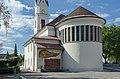 Klagenfurt Kirchengasse 12 Stadtpfarrkirche St Ruprecht SO-Ansicht 29092015 5142.jpg