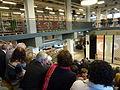 Klein Amerika 20, Bibliotheek Gouda, Opening in 2014 (2).JPG