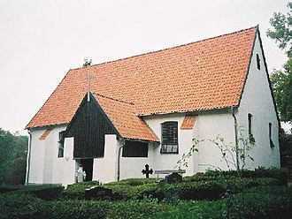 Hiddensee - Church of Kloster