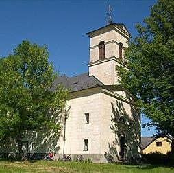 Kostel sv. Petra a Pavla v Knapovci