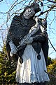 Kocsola, Nepomuki Szent János-szobor 2021 08.jpg