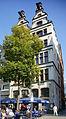 Koeln Altstadt-Nord Alter Markt 34 Ecke Lintgasse Denkmal 7206.jpg