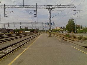 Kokkolan Rautatieasema