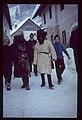 Koledovanje na Zilji 1967 - Pehtra s koledniki (2).jpg