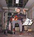 Konzert von Wolf Biermann in der Gedenkstätte Bautzen, 2002.JPG