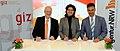 Kooperationsabkommen GIZ und EANRW am 13.11.2013, Messe Essen (10866542084).jpg
