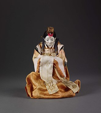 Marriage in South Korea - Korean Bridal Doll, c. 1800-1894, from the Oxford College Archives of Emory University