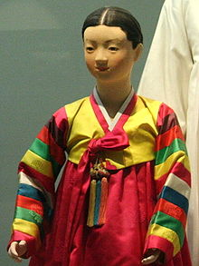 Korean clothing-Hanbok-Saekdong jeogori-01.jpg