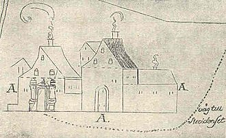 Vaasa - Image: Korsholms slott