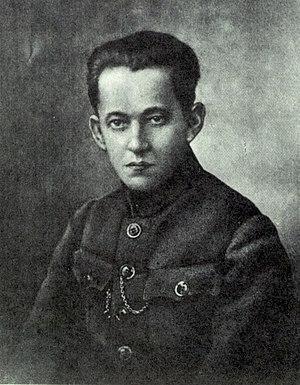 Vincas Krėvė-Mickevičius - Image: KrėvėMickevičius V