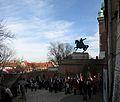 Kraków, Wawel, wejście przy Katedrze.JPG