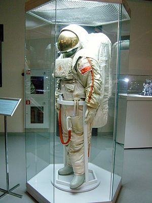 Memorial Museum of Cosmonautics - Image: Krechet