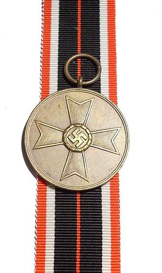 War Merit Cross - War Merit Medal