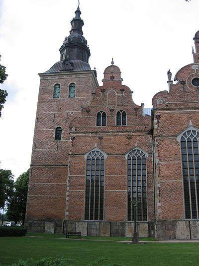 Trinity Church, Kristianstad