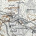 Kryvytsia, 1917, map.jpg