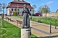 Krzeszów -před klášterem - panoramio.jpg