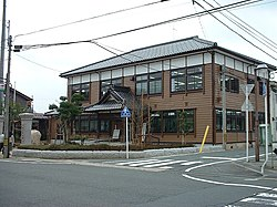 Kumihama town-office.jpg