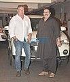 Kunal and Karan Kapoor in January 2020.jpg